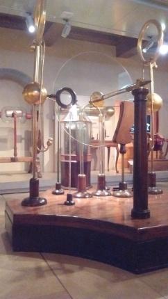 Winter Plate Electrical Machine Circa 1860